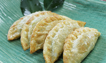 image for Iron plate fried dumplings